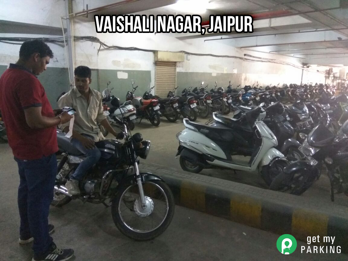 Jaipur : Get My Parking
