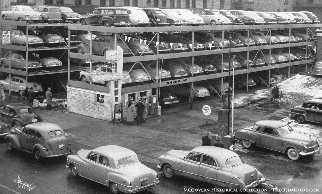 History of Automated Parking System