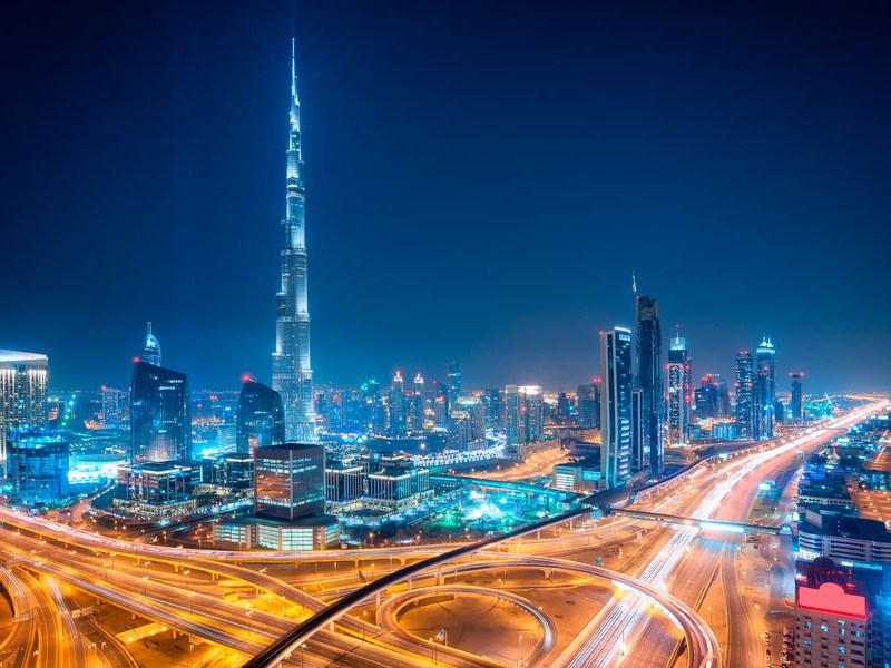 smart city, edge computing, dubai, smart city parking, parking