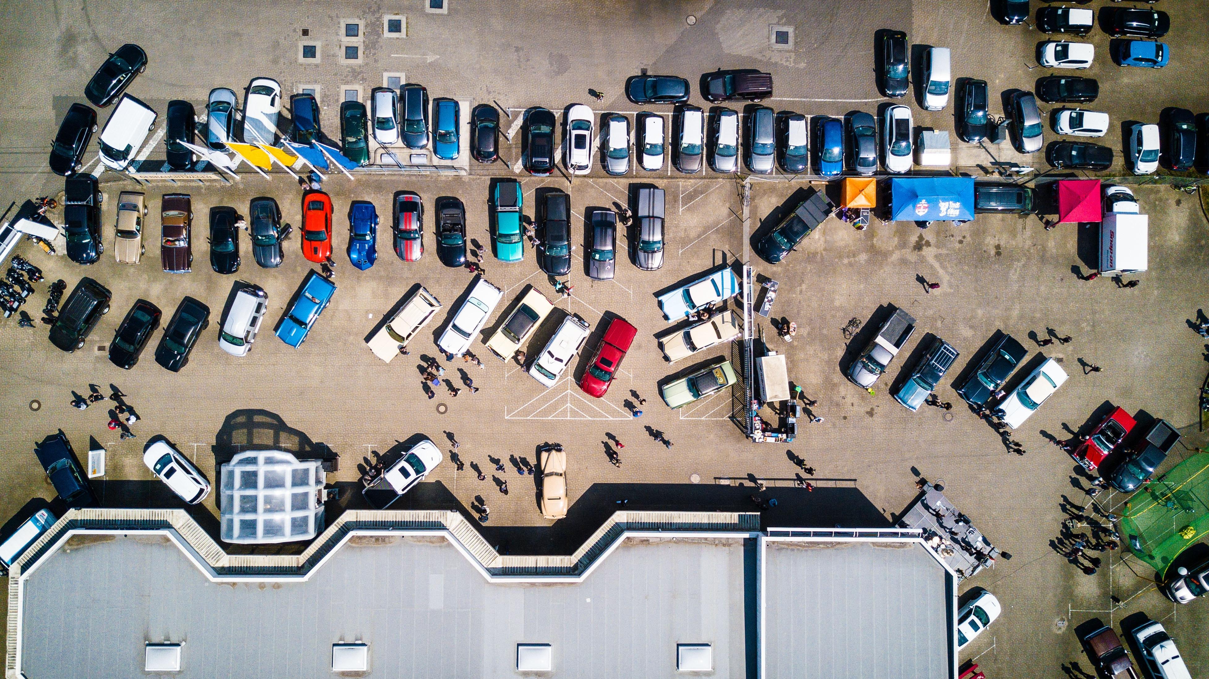 car parking techniques