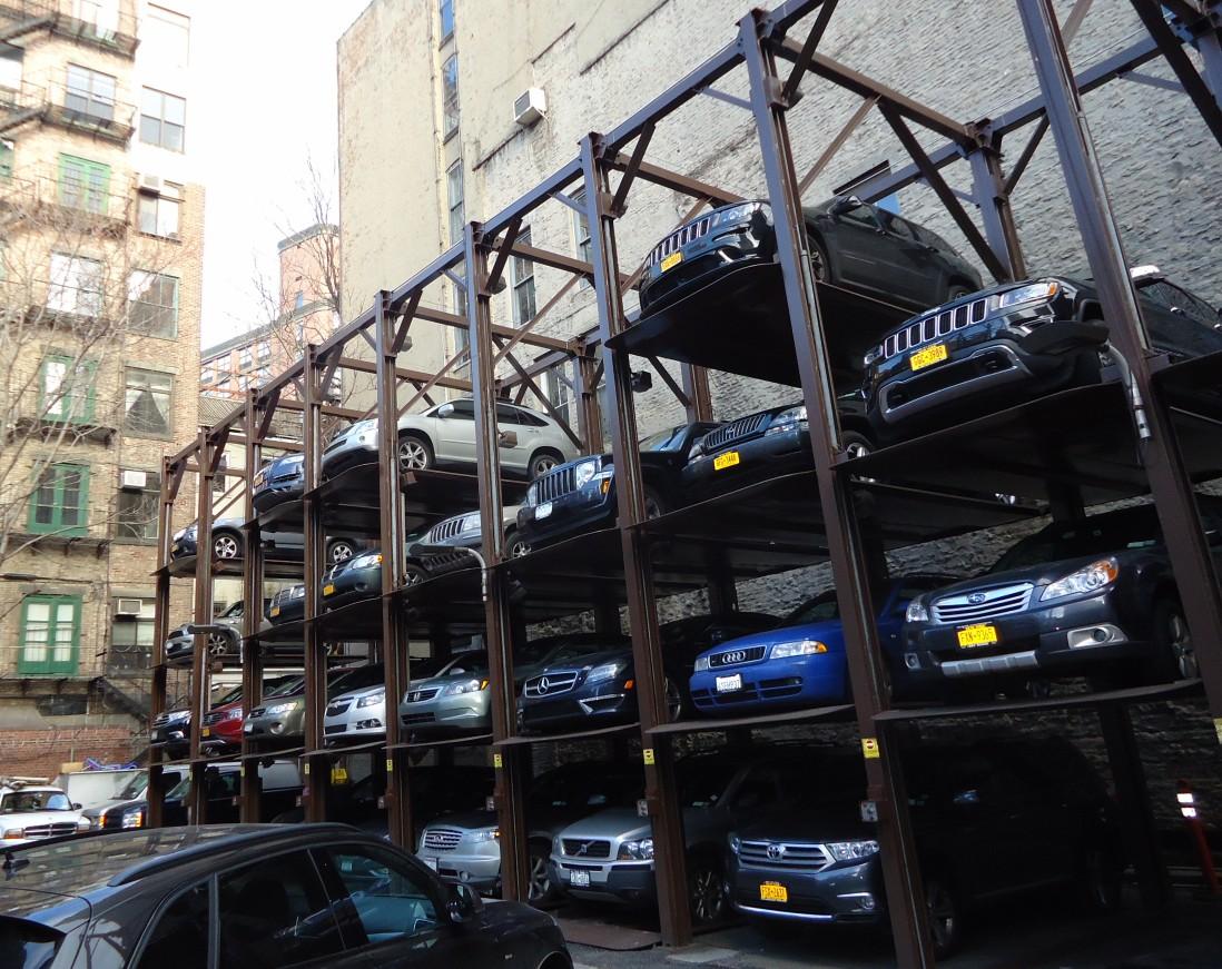 Types of Parking Garages