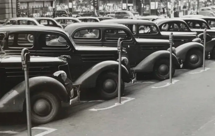 World's First Parking Meter