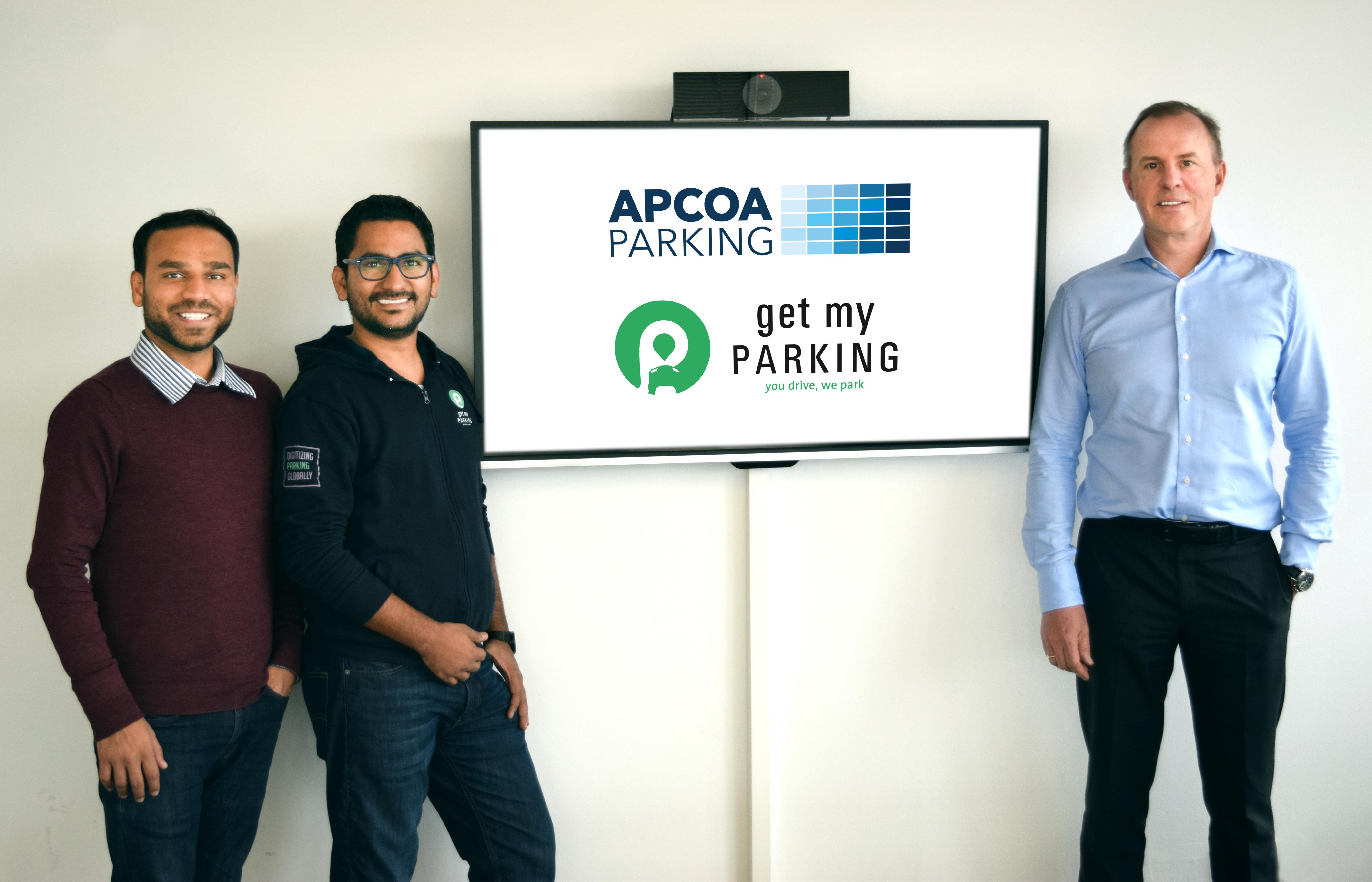 GMP - APCOA Partenership