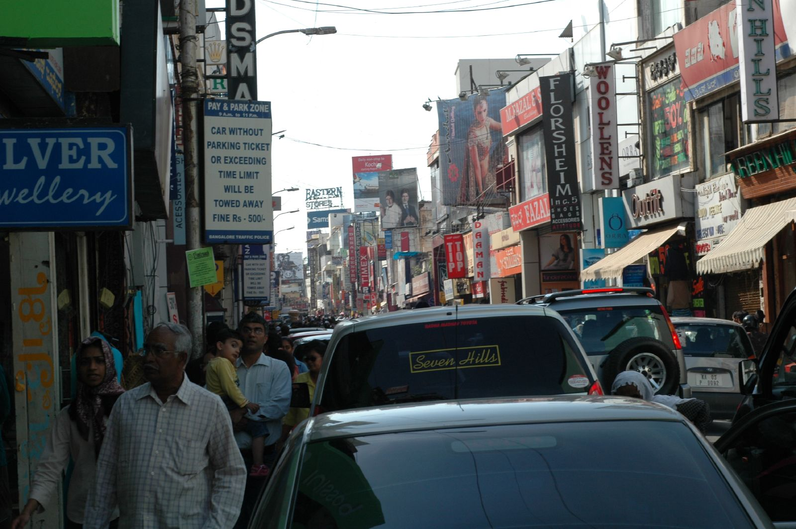 Parking Violation Policies in India