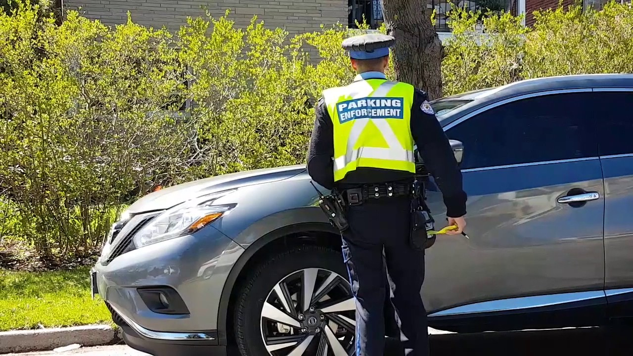 Parking Officers
