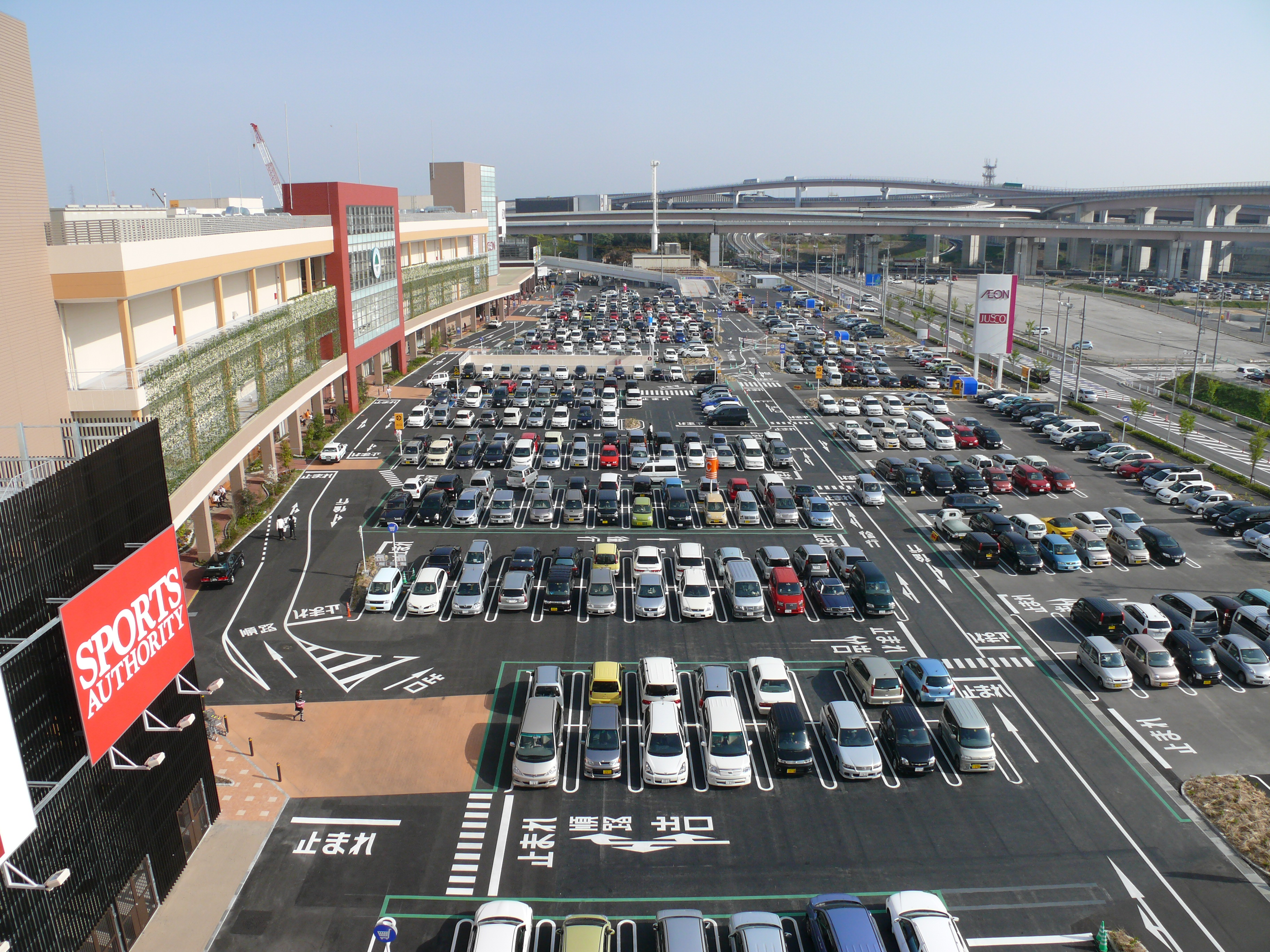 Parking User Groups