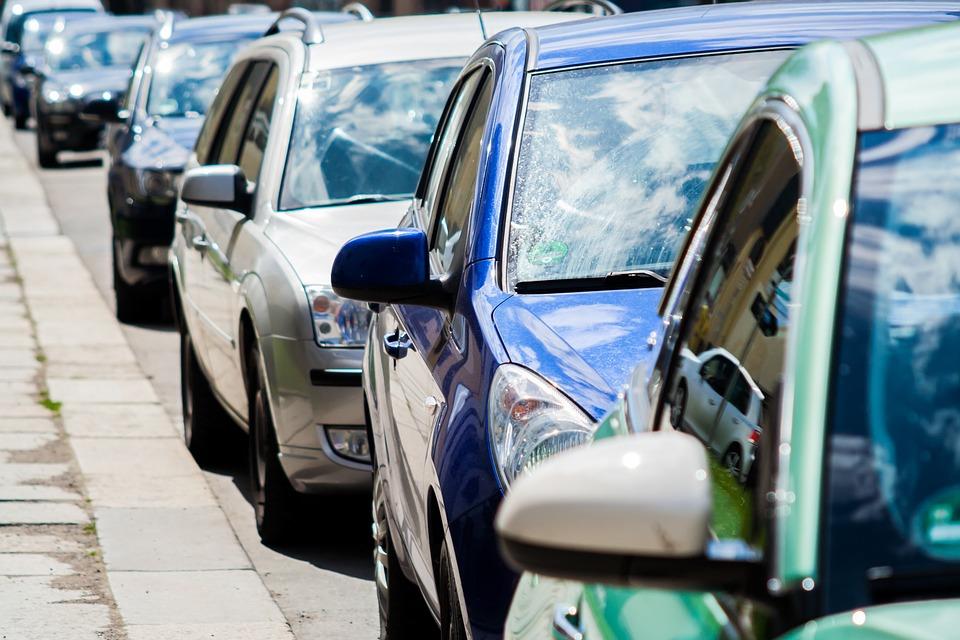 smart parking traffic