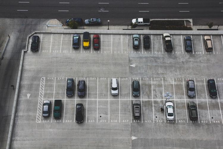 parking urban centre attractiveness