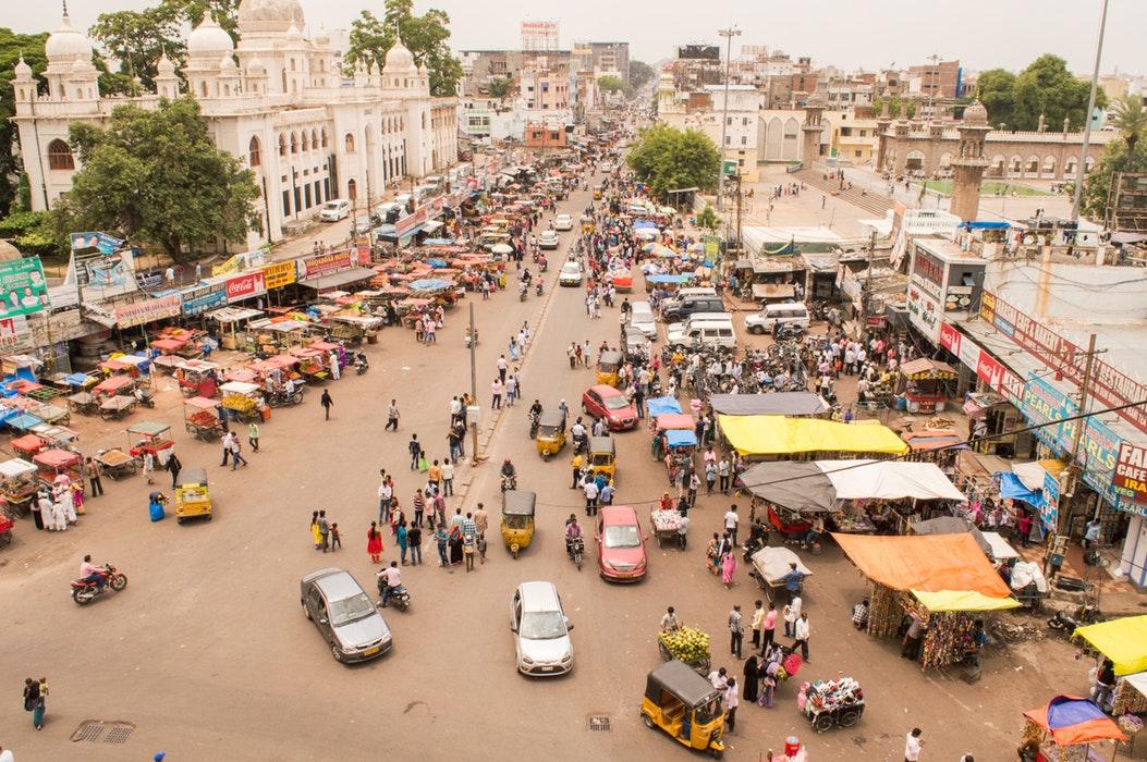 urban mobility India