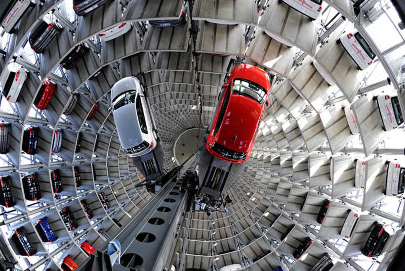 Autostadt Car Parks, Germany