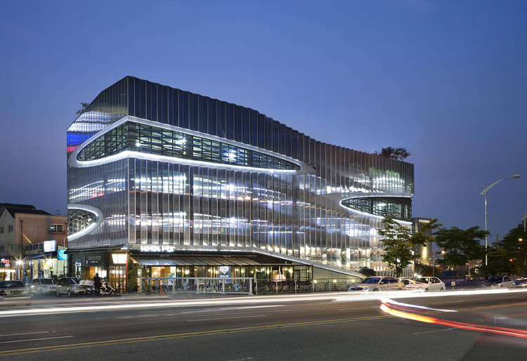 Herma Parking Building, South Korea