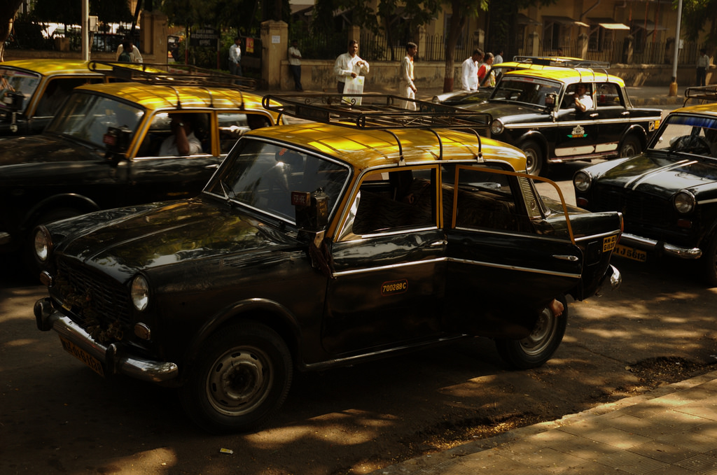 Odd-even parking in Mumbai