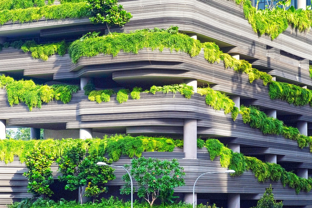 Sustainability in Parking