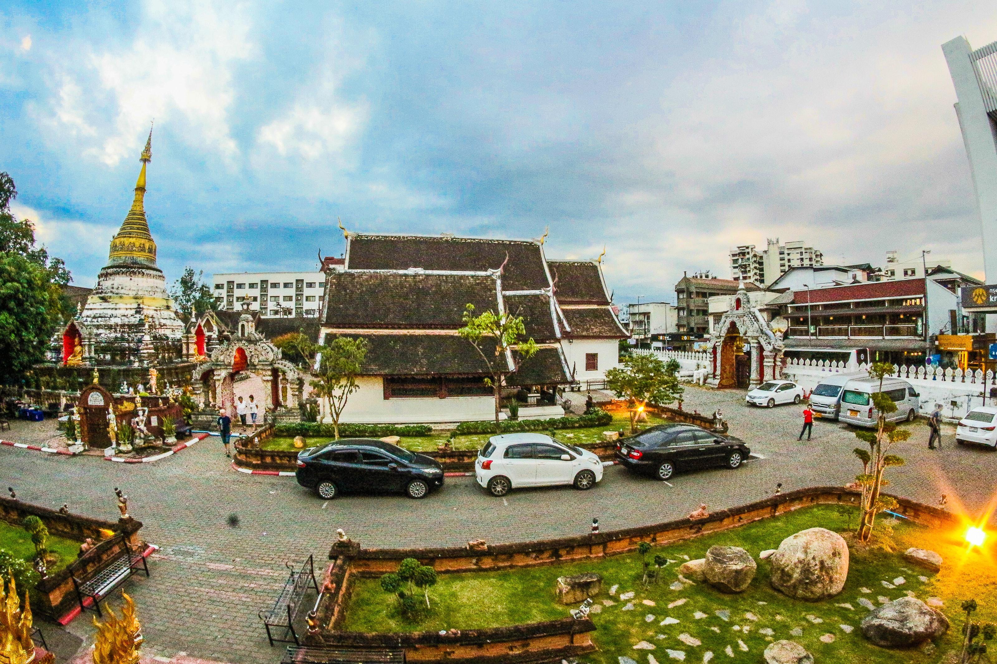 bangkok parking