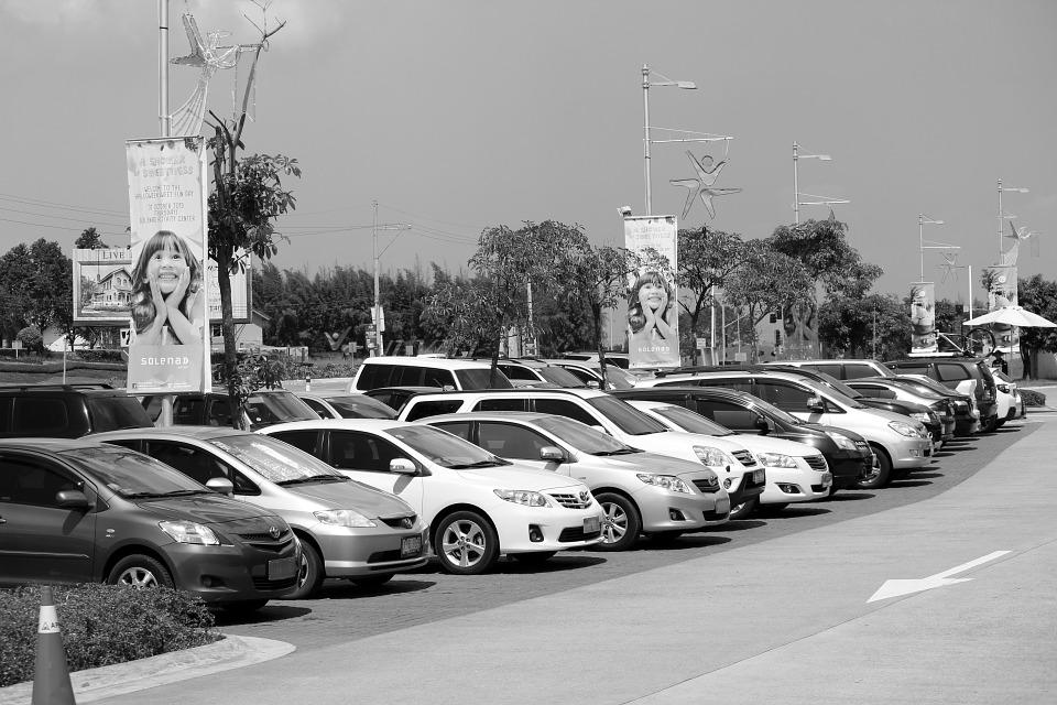 indonesia parking