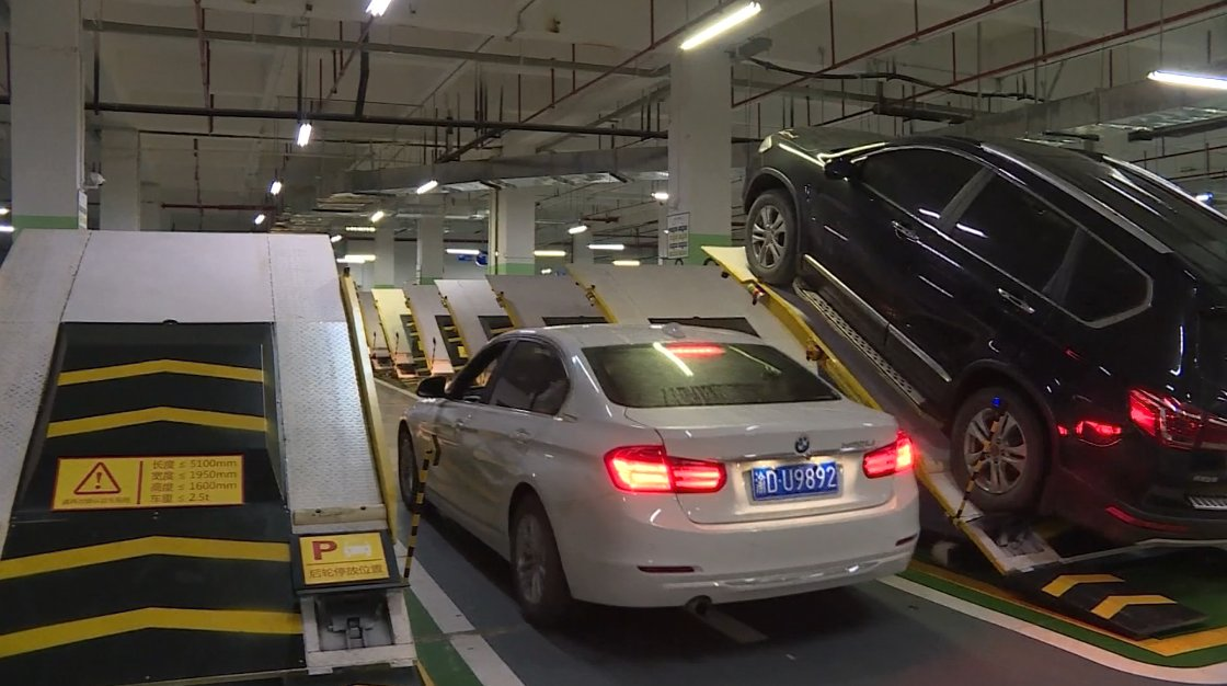 China robotic garage