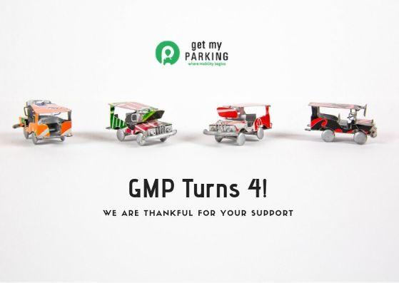 Happy 4th Anniversary GMP