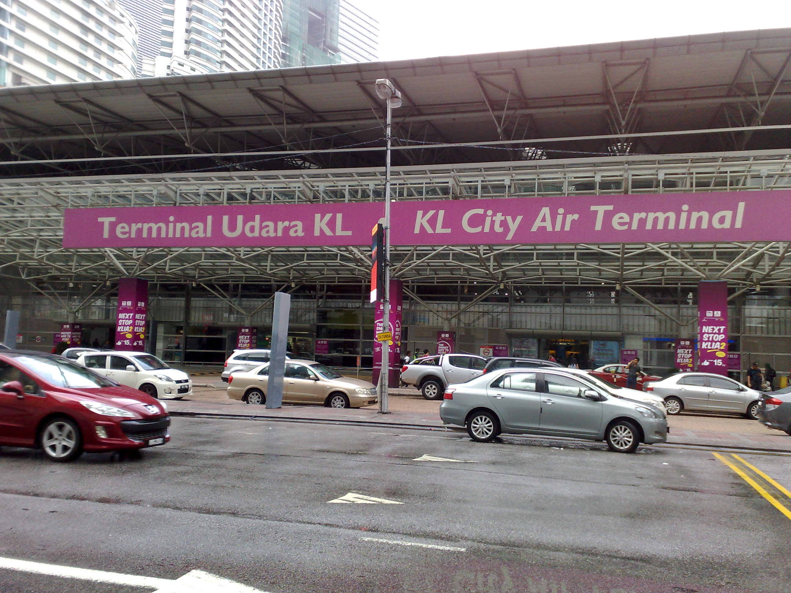 Parking problems in Kuala Lumpur