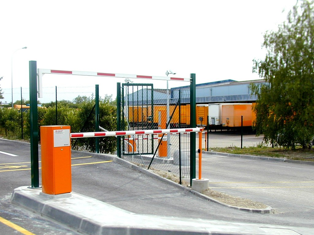 parking access control system