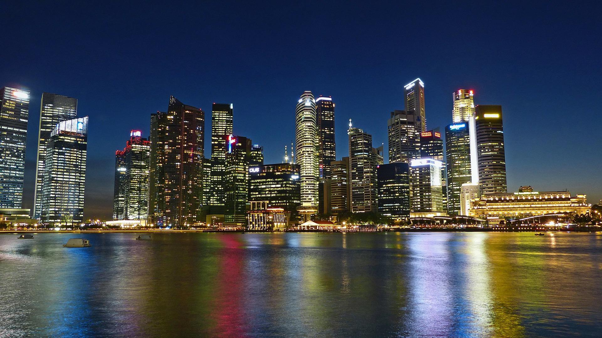 Singapore IoT