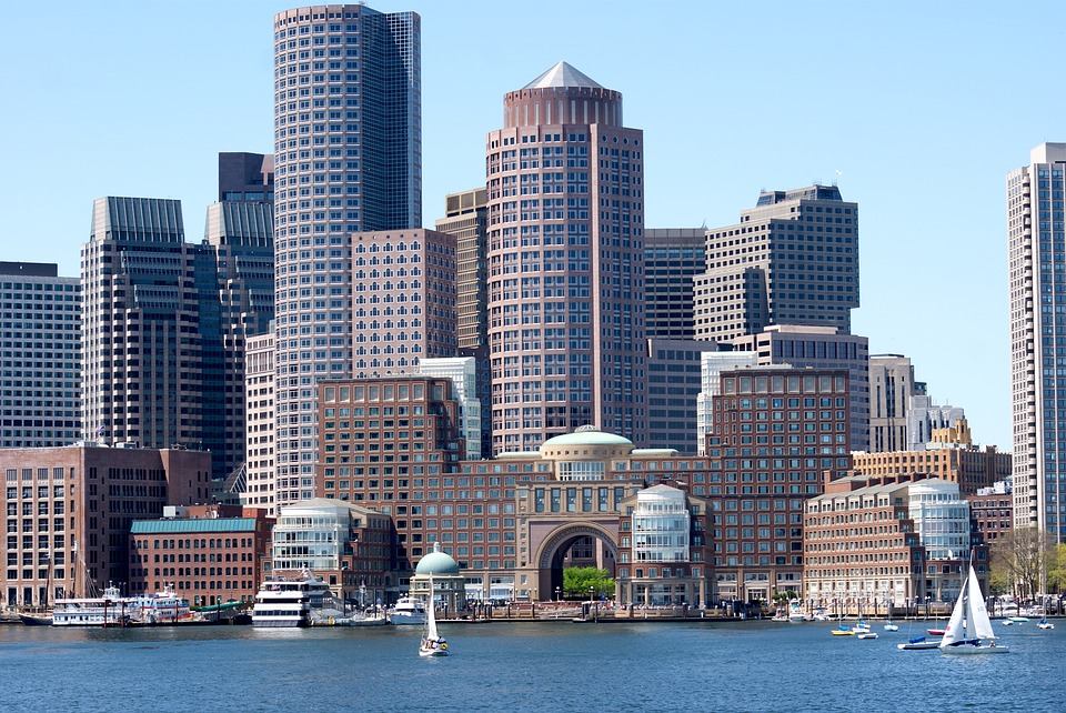 Boston || Smart Cities in the USA