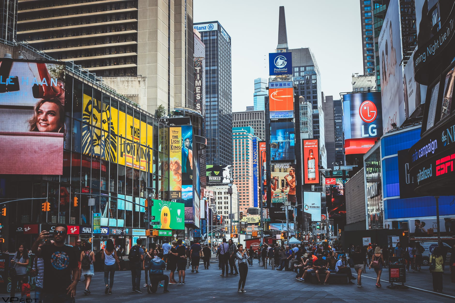 New York || Smart cities in the USA