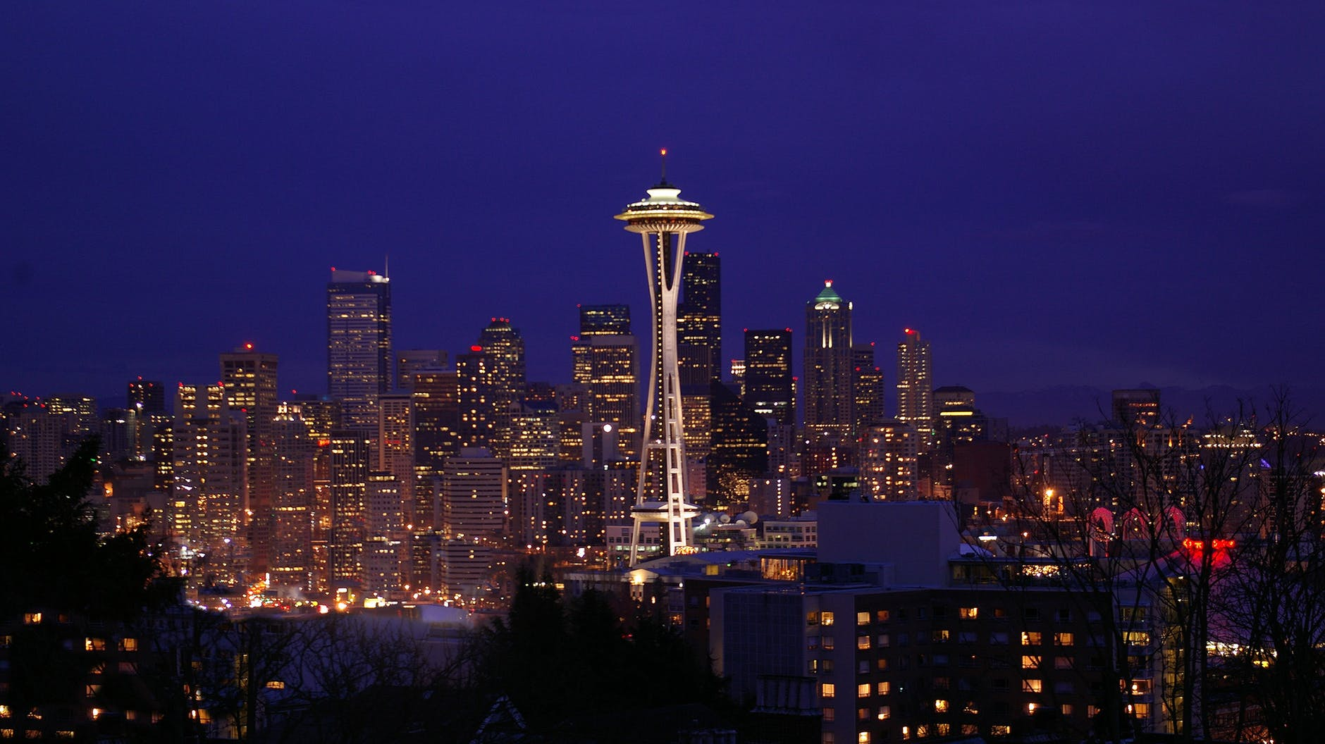 Seattle || Smart Cities in the USA