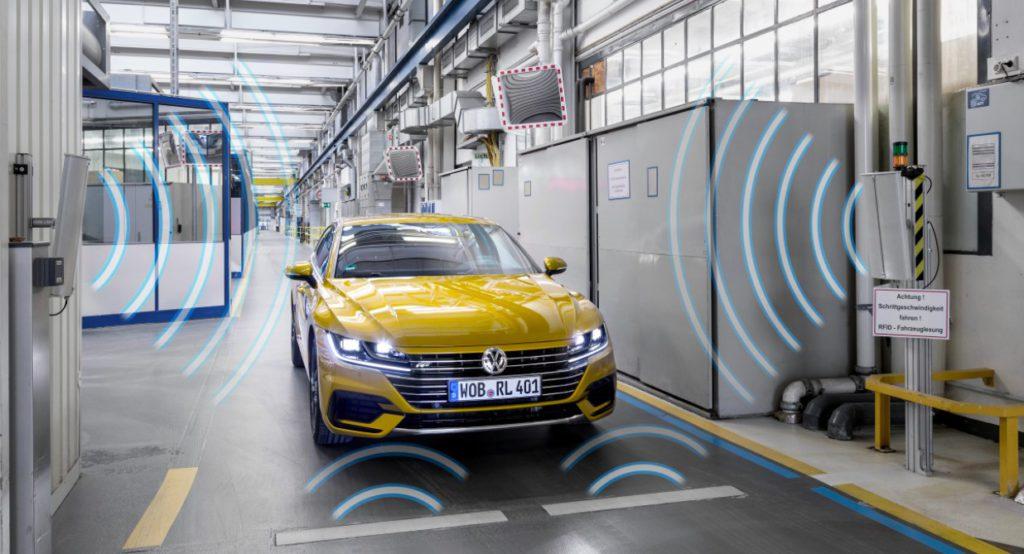 RFID for Smart Parking