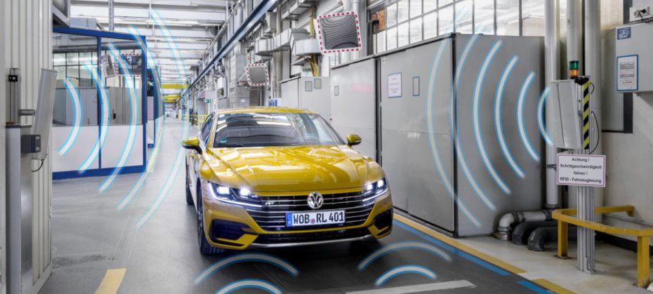 RFID in Smart Parking