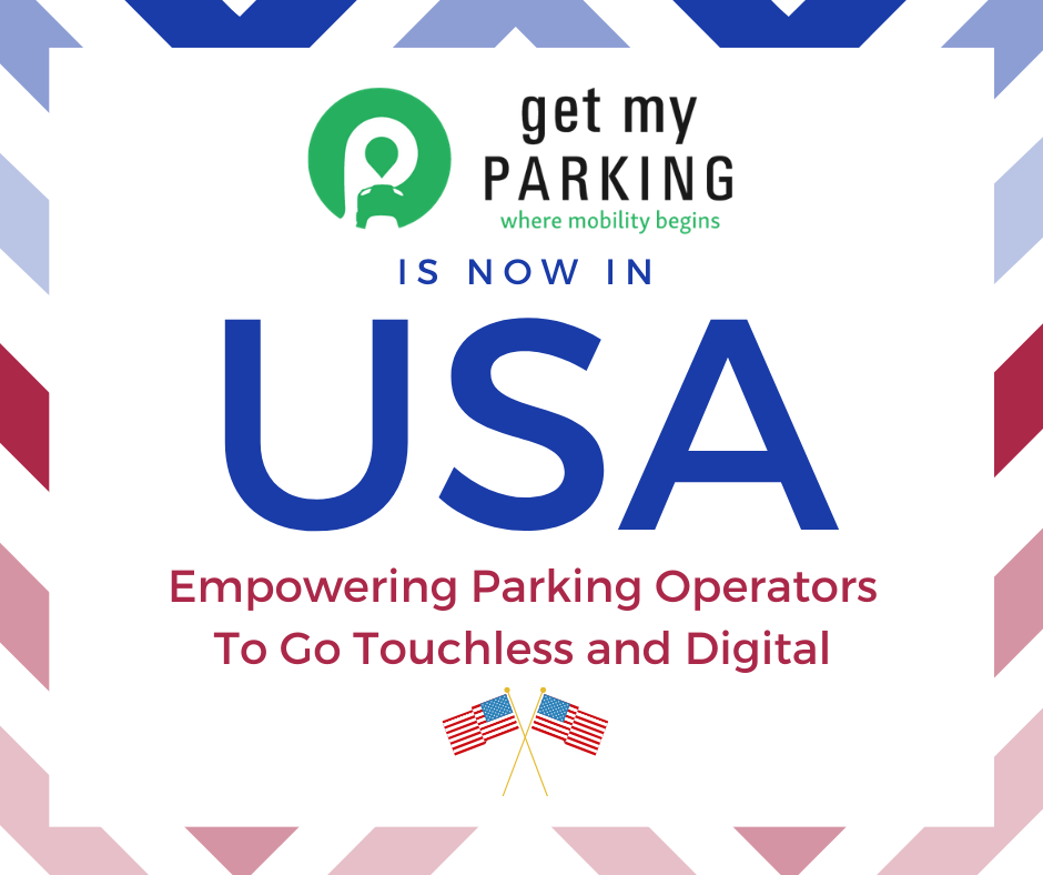 Get My Parking in USA