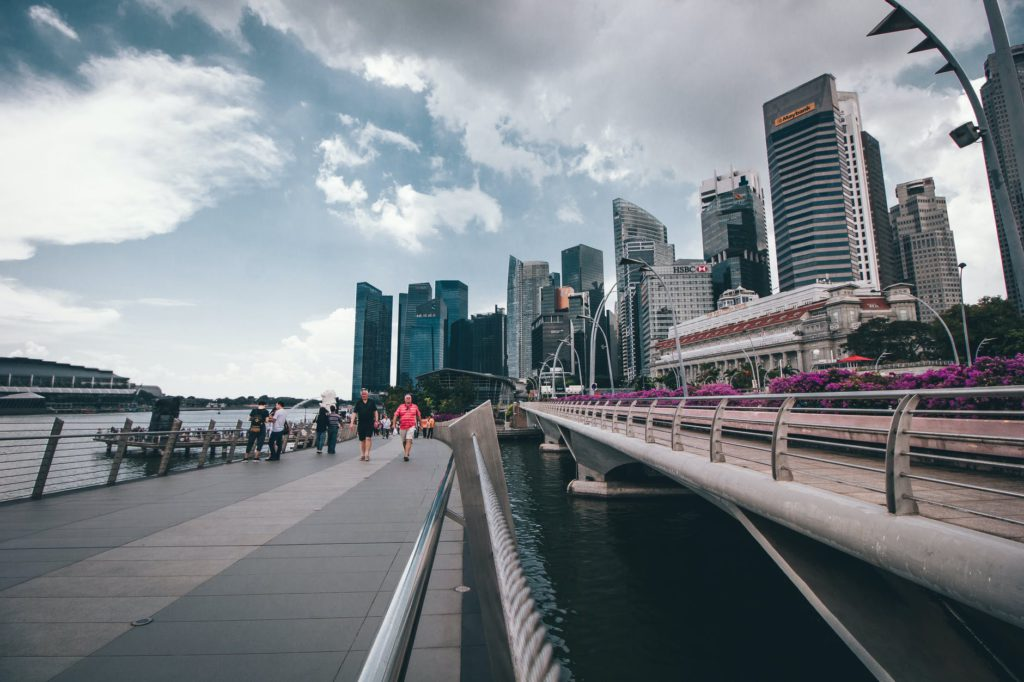 How Singapore is excavating a New Road to A Smart Future