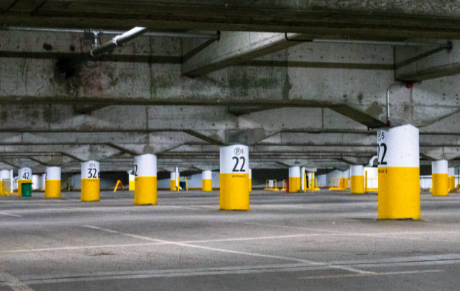 Do Low Parking Costs Encourage Automobile Use?