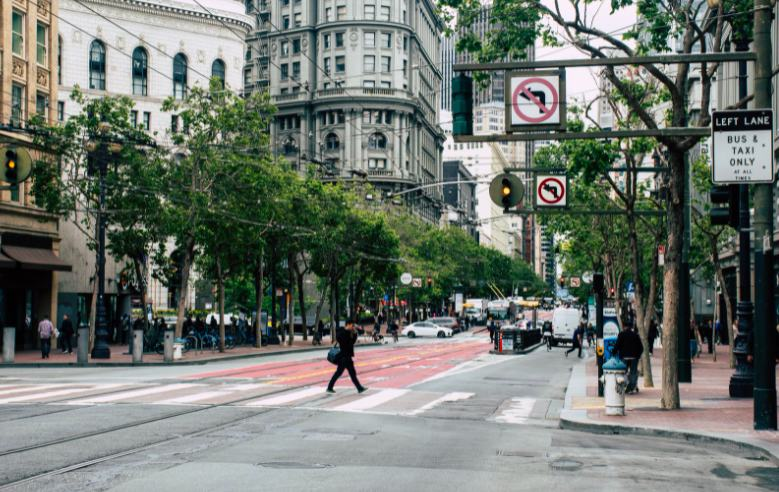 San Francisco Reduced Traffic with Smart Parking