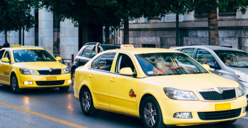 Parking as Ride-Hailing Services