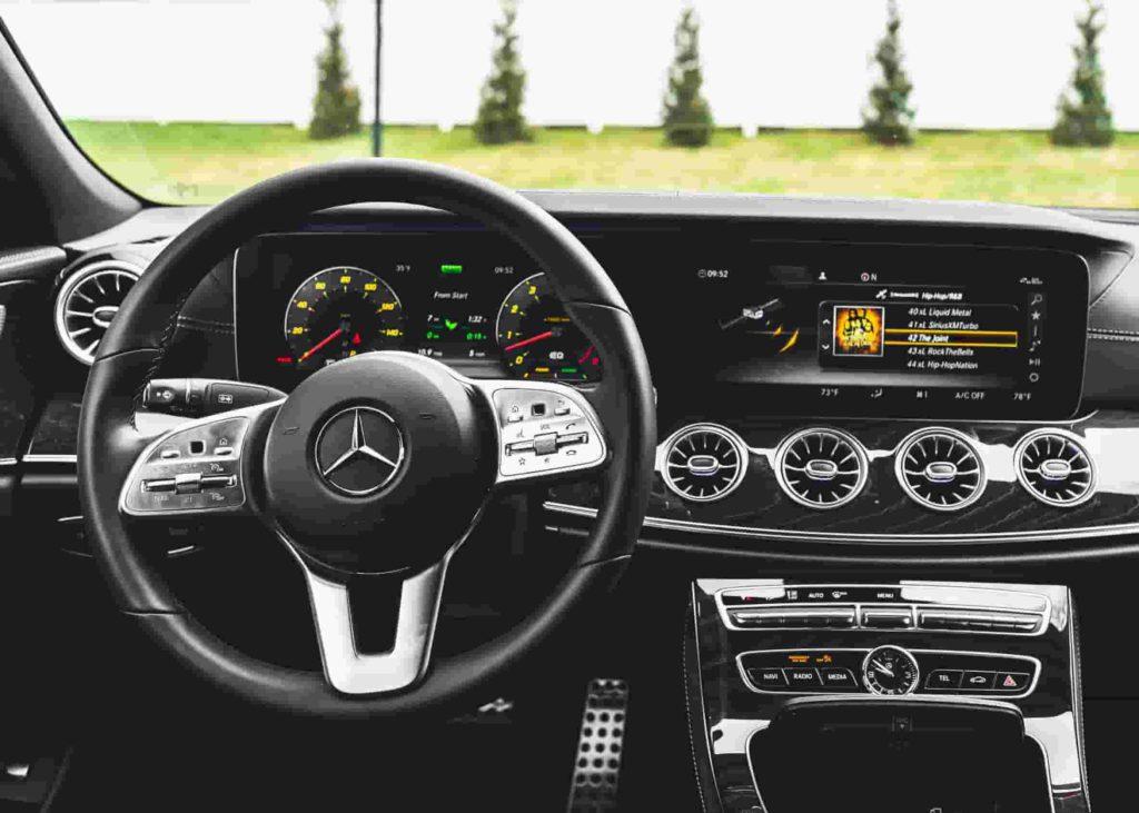 Mercedes Parktronic