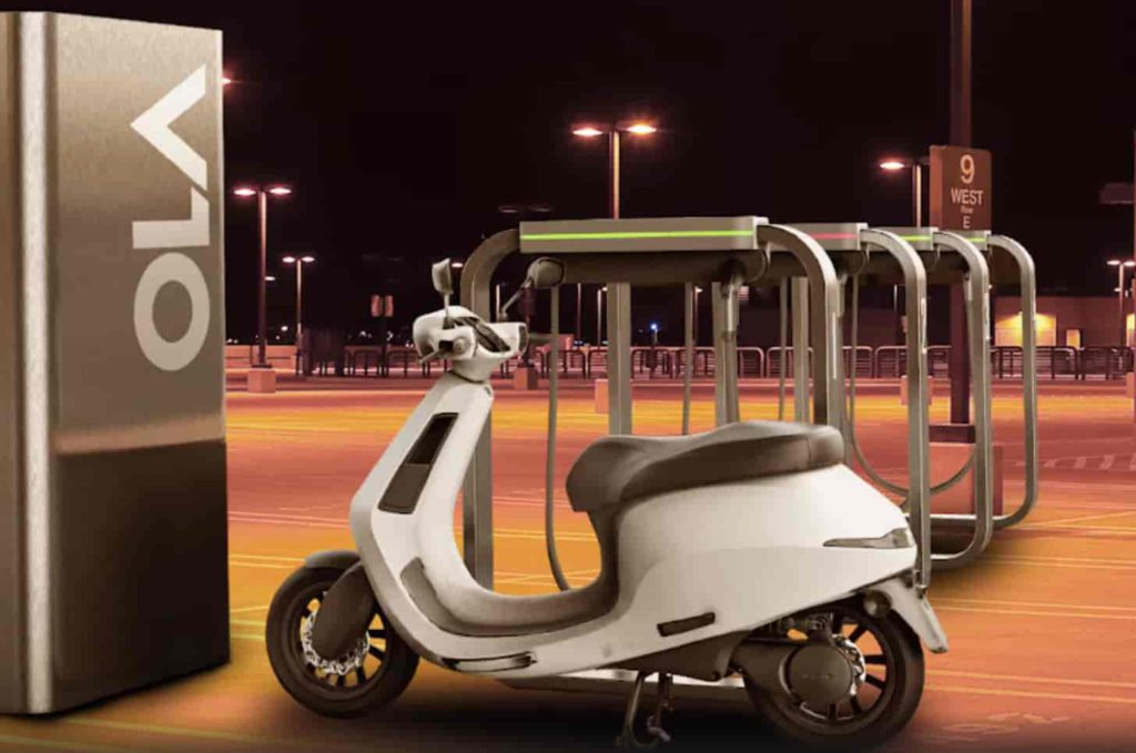 Ola's New E-Scooter Factory